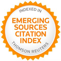 Thomson Reuters Emerging Sources Citation Index (ESCI)